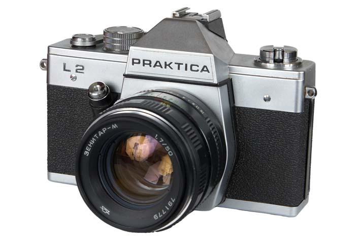 Фотоаппарат Практика Л2